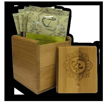 Bamboo Tea Set