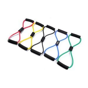 Exercise Resistance Band w/Handles