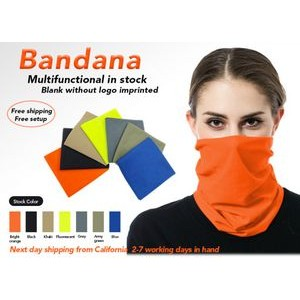 Seamless Magic Cooling Bandana