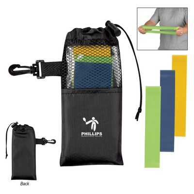 Strength Resistance Band Set