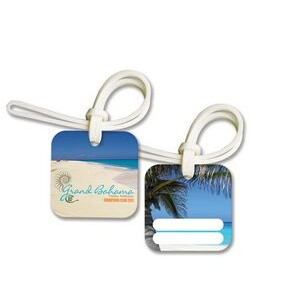 Square Bag & Luggage Tag - Full Color