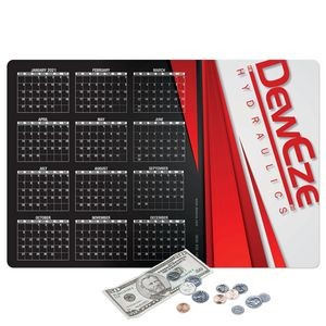 "Vynex® ReTreads® Recycled Heavy Duty Calendar Counter Mat-12""x18""x3/32"""