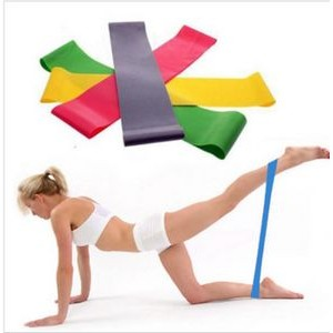 5-in-1 Exercise Resistance Band