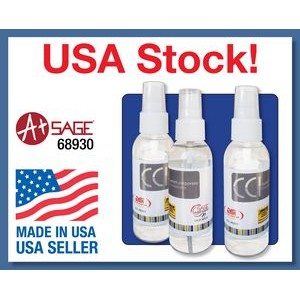 Made In USA Hand Sanitizer 2oz Spray