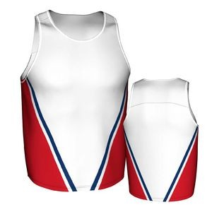 Apex Custom Men's Performance Running Singlet Shirt